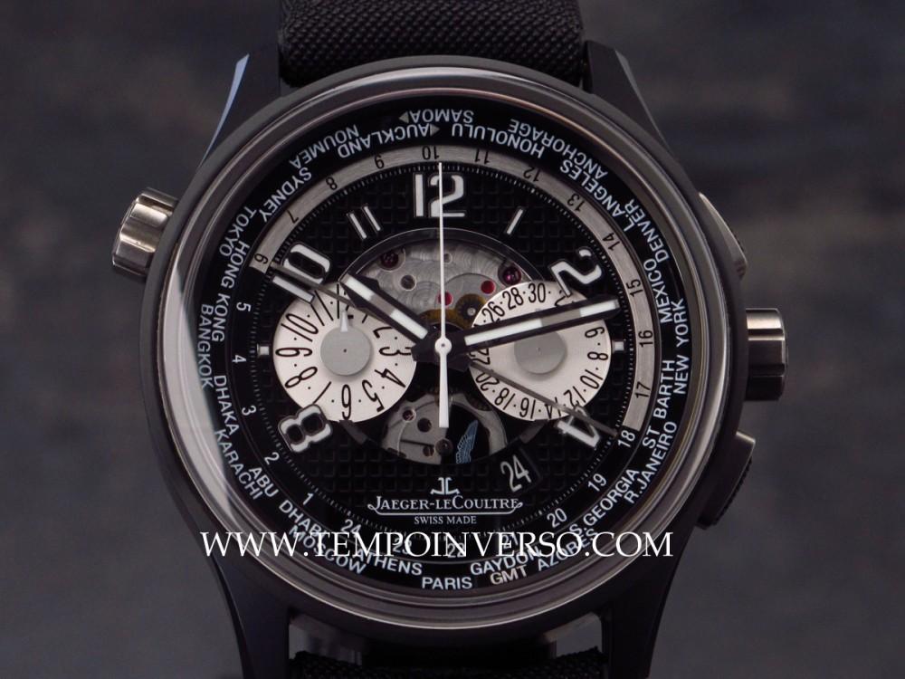 Tempo Inverso Jaeger Lecoultre Amvox 5 World Chrono