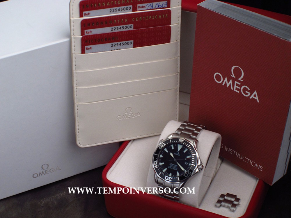 Tempo Inverso Omega 300 Peter Blake Full Set Discontinued