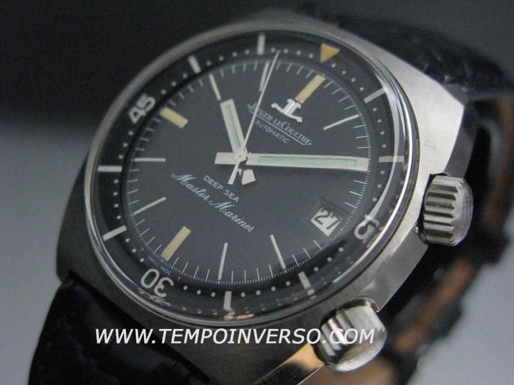Tempo Inverso Jaeger Lecoultre Deepsea Master Mariner